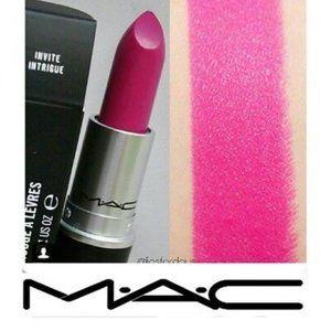 """NIB MAC """"INVITE INTRIGUE"""" Matte Lipstick"""